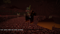 Zombie pigmen horsemob