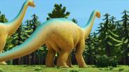 Mr and Mrs. Alasmosaurus
