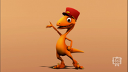 Gilbert the Troodon
