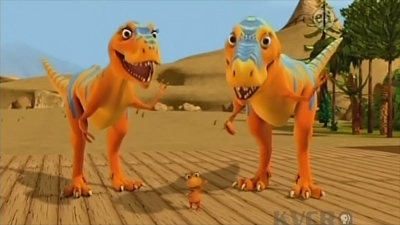 T Rex Migration Dinosaur Train Wiki Fandom Powered By