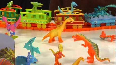 Dinosaur Train Collectible Toys