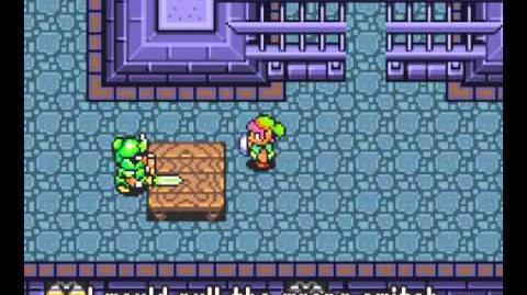 Zelda 3 Episode 2 - Hyrule Castle