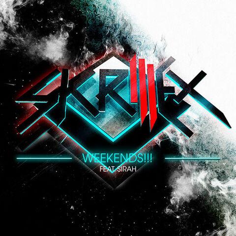File:'WEEKENDS!!!' by Skrillex cover.jpg