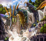 Terradragon Regarion artwork