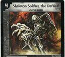 Skeleton Soldier, the Defiled