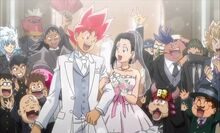 Katta and Lulu wedding