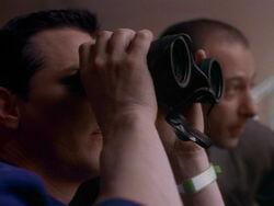 Fraser Vecchio Binoculars Letting Go