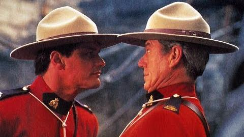Due South - Fraser Sr