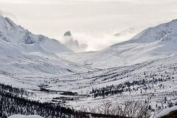 Dempster Highway Yukon