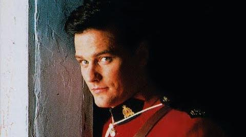 Due South - Constable Fraser Tasting Nail Clippings