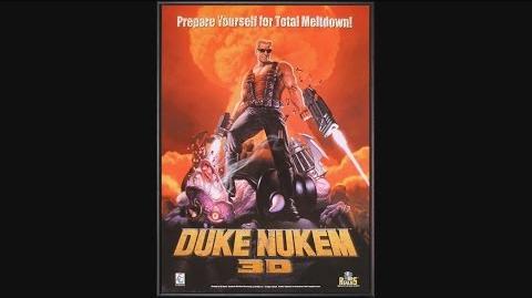 Duke Nukem 3D (1996) - main theme ULTRA HD