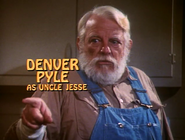 Denver Pyle - Title Card