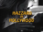 Hazzard in Hollywood