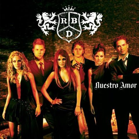 File:Nuestro Amor album.jpg