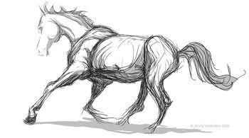 Horses motion2