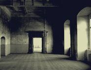 An Empty Ballroom by crimson skies