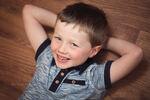 Philip D-T age 4