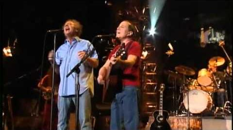 Simon and Garfunkel (Live 2008) - Cecilia (1970)