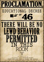 Educational Decree