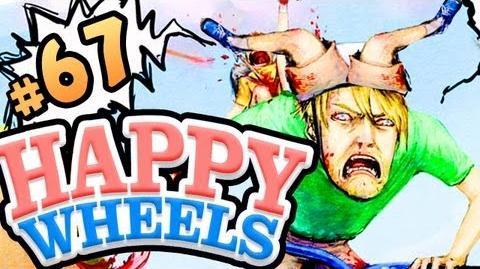 LEGS HAT! - Happy Wheels - Part 67