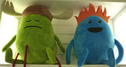 Dumbwaystodie plush