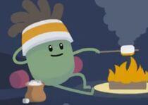 Volatile Marshmallow Toasting