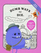 Dumb Ways to Die Doodle Book Kooky Edition