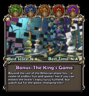Thekingsgamecard