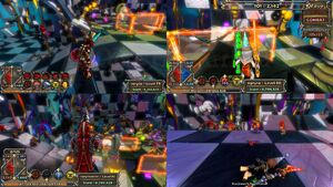 Kings game powerlevel hiding spots