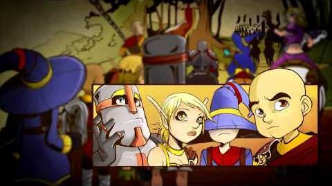 Dungeon Defenders - Intro Cinematic