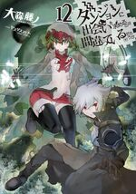 DanMachi Light Novel Volume 12