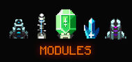 Modules Button