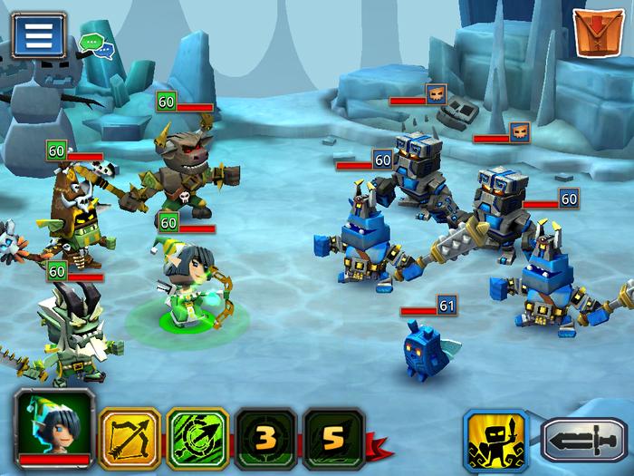 Ancient ice enemies 4