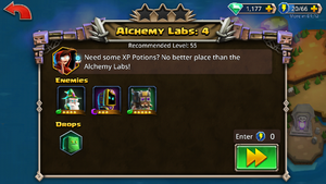 Alchemy Lab4