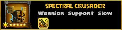 Profile Spectral Crusader