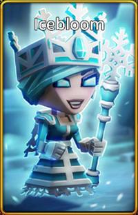 Icebloom default skin