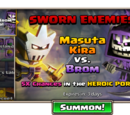 Masuta Kira vs. Brom