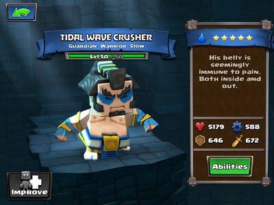 Tidal Wave Crusher