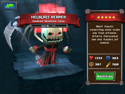 Helblaze Reaper