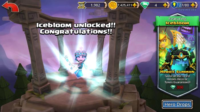 Icebloom Unlocked