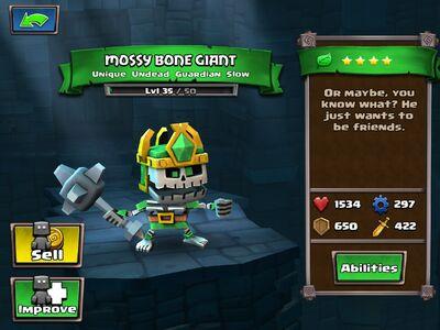 Mossy Bone Giant