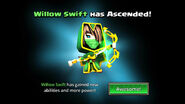 Willow Swift ascended 2