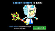Yasmin is Epic