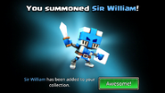 Sir William Summoned