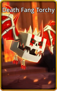 Death Fang Torchy skin