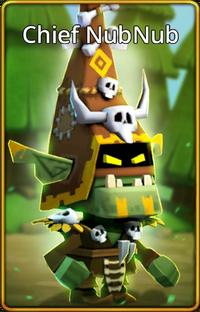 Chief NubNub default skin