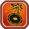 Boomerang Shield Icon