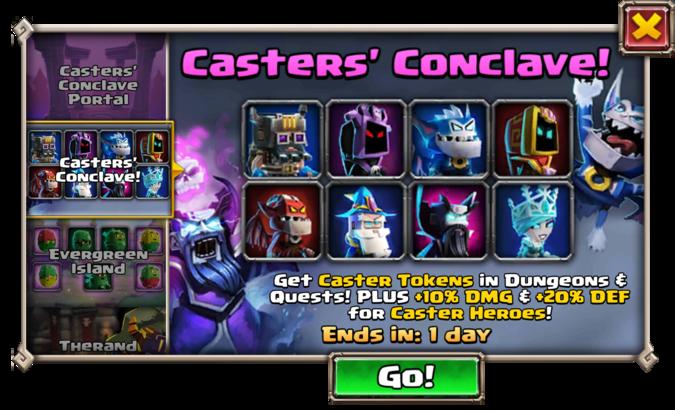 Casters' Conclave