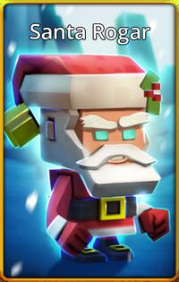 Santa Rogar skin