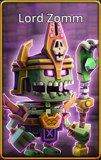 Lord Zomm default skin
